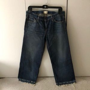 NWT Simon Miller Cropped Jeans!